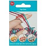 Boye Finger Guides Crochet and Knitting