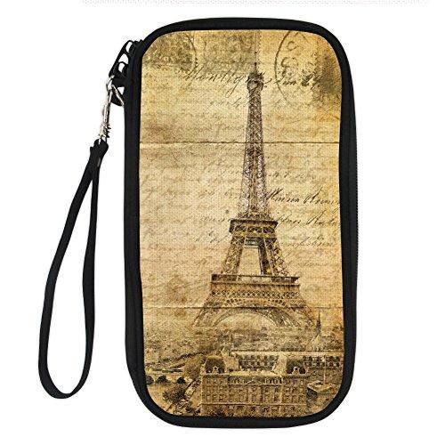 Passport Case 3 Color Zaino Packable viola Advocator awAdqpw