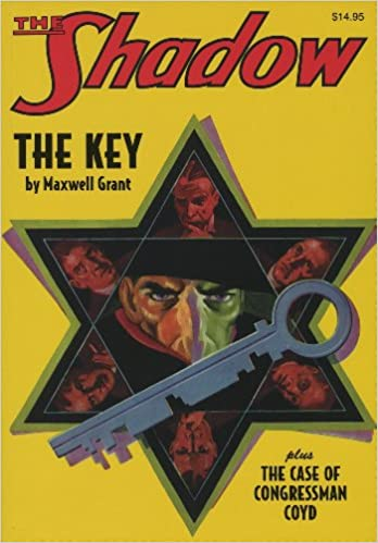 The Shadow Double-Novel Pulp Reprints #43: