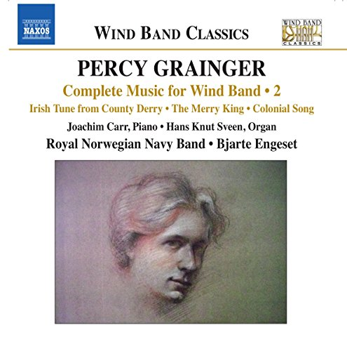- Grainger: Complete Music for Wind Band, Vol. 2