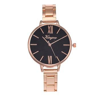 POJIETT Mujer Relojes Marcas Mujer de Moda Reloj Chica Joven ...