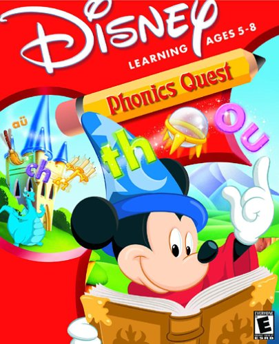 Disney's Phonics Quest by Disney Interactive Studios