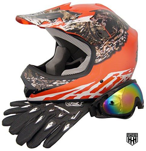 kids atv helmets small - 4