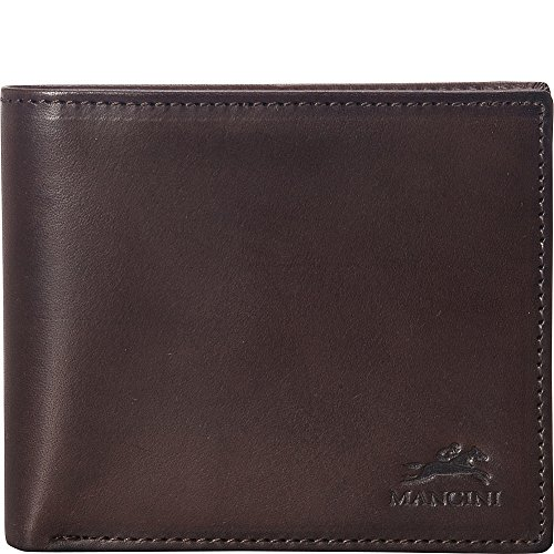 mancini-leather-goods-tesoro-collection-mens-rfid-left-wing-wallet-brown