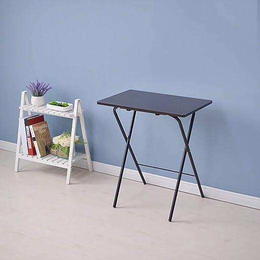 mesa plegable de Pared Mesa de Ordenador Mesa de Comedor pequeña ...