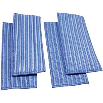HAAN Ultra Clean Pads for use with SS series steamers - 4 Pack