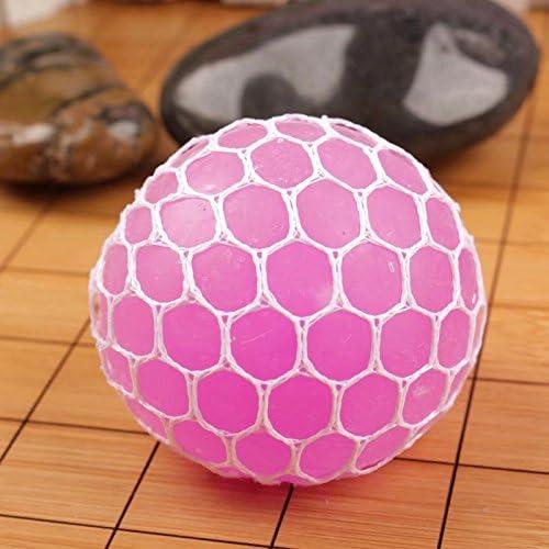 Pelotas de malla para el estrés con diseño de pelotas de malla ...