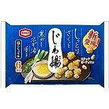 亀田製菓 じわ揚 塩こしょう味 120g