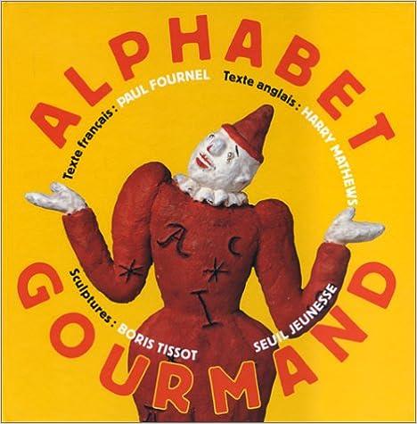 Téléchargement Alphabet gourmand (édition bilingue français/anglais) pdf, epub ebook