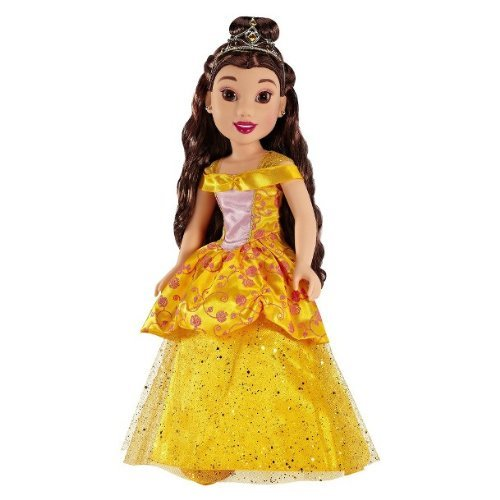 Disney Princess and Me Belle Doll - Jewel Edition