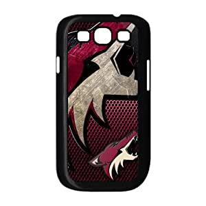 New Gift Phoenix Coyotes Durable Case for Samsung Galaxy S3 Snap On by Maris's Diary