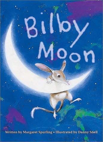 Bilby Moon (Cranky Nell Book) by Kane/Miller Book Pub