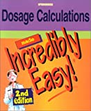 Dosage Calculations 2nd Edition