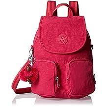 Kipling Firefly Up Medium Backpack Cherry Pink C