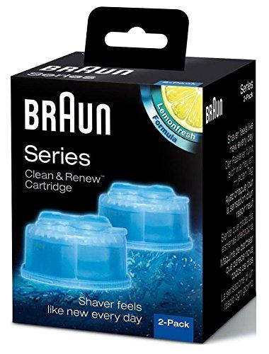 Braun CCR 2 - Accesorio para máquina de afeitar Azul CCR2