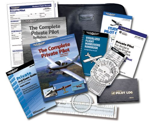 Complete Student Private Pilot Kit