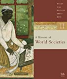 A History of World Societies, John P. McKay and Bennett D. Hill, 0618610952