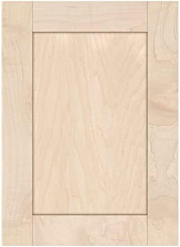 Unfinished Maple Shaker Cabinet Door by Kendor 20H x 13W
