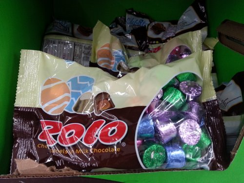 Rolo Easter Chewy Caramels in Milk Chocolate, 11-ounce Bags