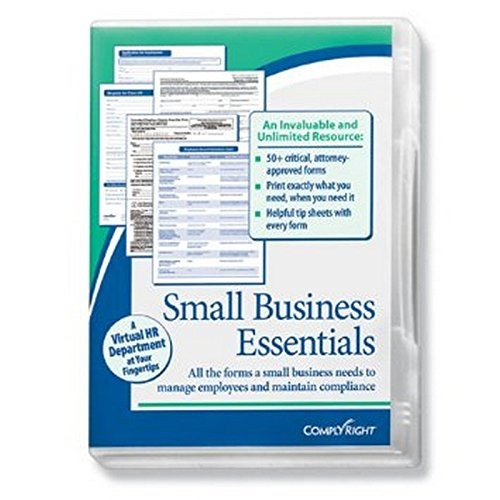ComplyRight A0750 Small Business Essentials CD