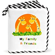 Baby's My Family & Friends First Photo Album - Cute...