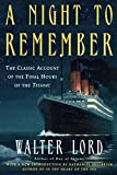 Books : Night to Remember (Holt Paperback)