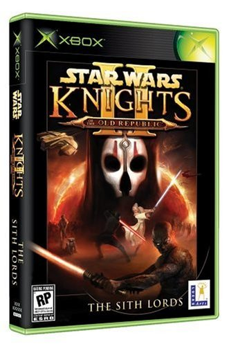 Star Wars Knights of the Old Republic II: The Sith Lords (Renewed) (Star Wars Kotor 2)