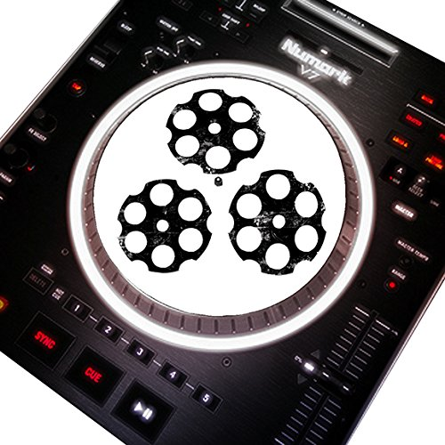 Speed Demon DJ Turntable 7 Inch Slipmat Love Dove SpeedDemon7