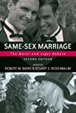 Same-Sex Marriage, Robert M. Baird and Stuart E. Rosenbaum, 1591022746