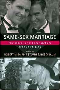 Same sex legal issues