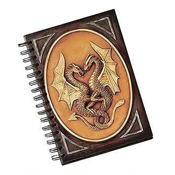 Design Toscano The Sentinels Book of Secrets