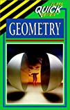 Geometry, Cliffs Notes Staff, 0822053292