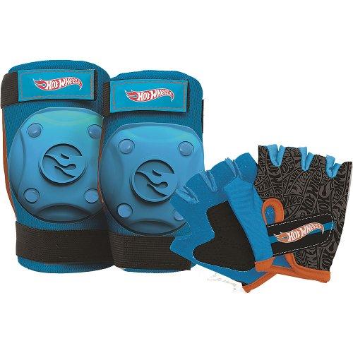 Bell Hot Wheels Pad/Glove Set