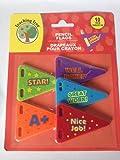 Student Encouragement Pencil Flags (Pack of 10) for Teachers ~ Teacher Appreciation Week Gift Idea