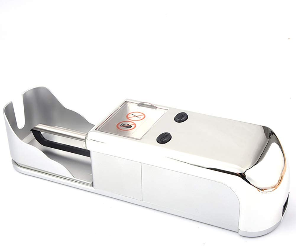 Electric Cigarette Rolling Machine DIY Cigarette Mini Tobacco Injector Maker Roller