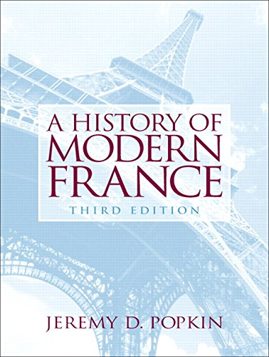 A History of Modern France