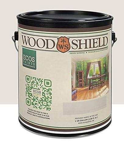 ECOS WoodShield Varnish (Satin) - Low Voc Polyurethane