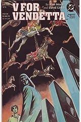 V For Vendetta (Vol VIII of X) (V for Vendetta, 8) Paperback