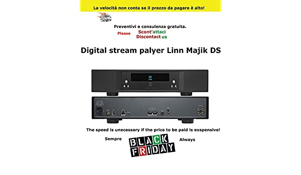 Vaporizador Player Alta amplificador digital Stream Player Linn ...