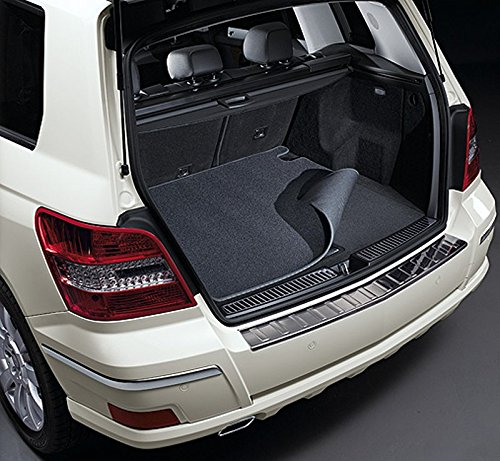 (Mercedes-Benz Genuine OEM Reversible Trunk Cargo Mat 2010 to 2015)