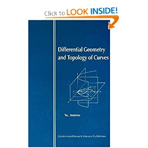 Differential geometry and topology of curves Yu Animov