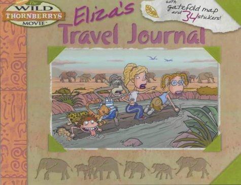 Download Eliza's Travel Journal (The Wild Thornberrys Movie) pdf epub
