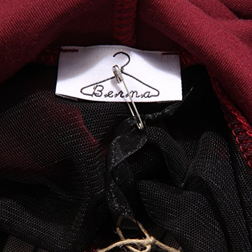 Bordeaux Chenille Bordeaux Ciniglia Woman 8634v Felpa Berna nero Sweatshirt Donna Tulle zYAFwq