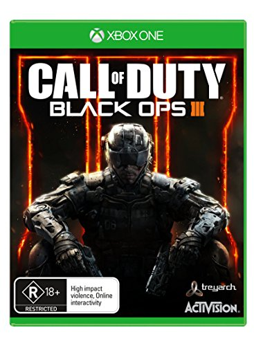 517WRvhw6IL - Call of Duty: Black Ops III - Standard Edition - Xbox One