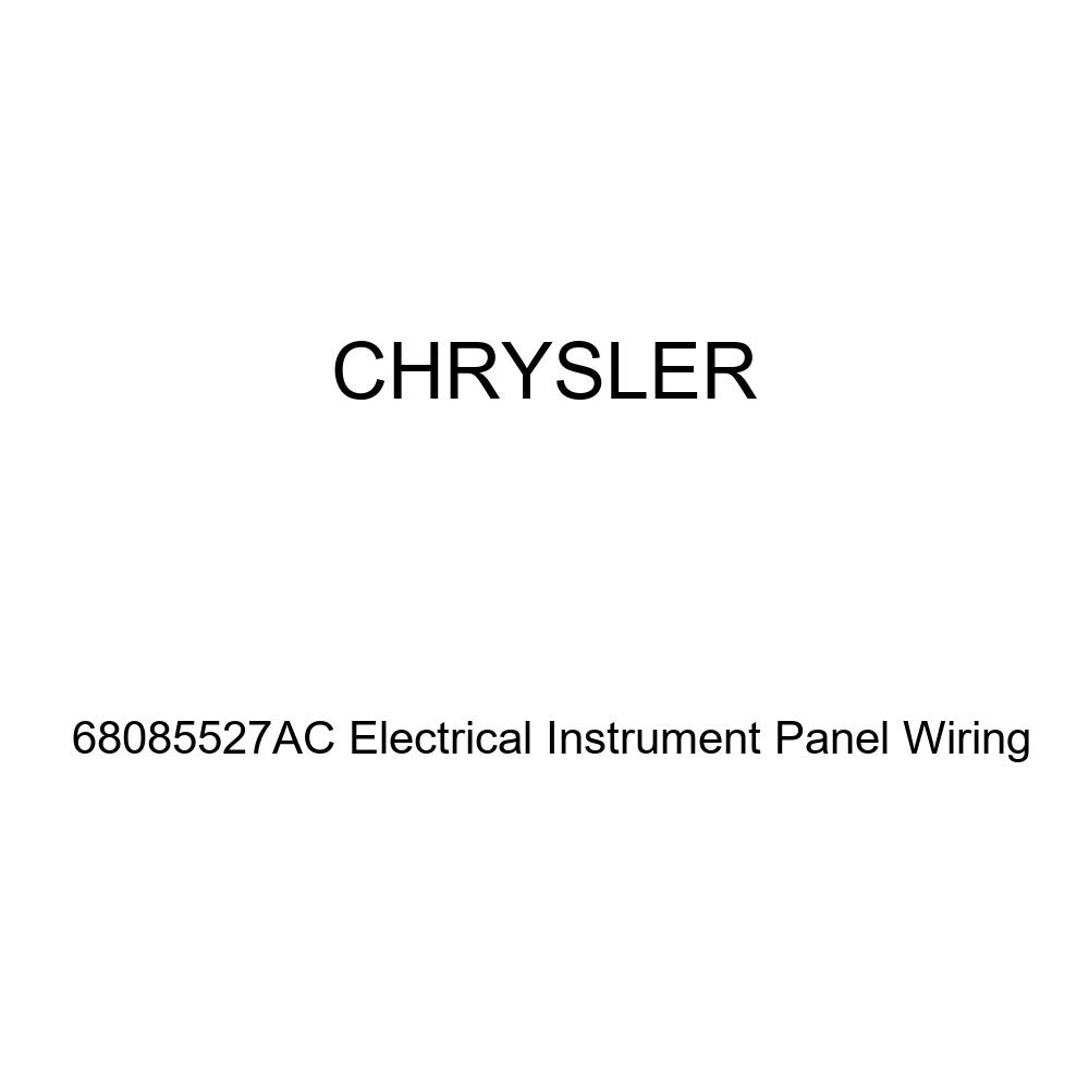 Towing Products & Winches Genuine Chrysler 68085527AC Electrical Instrument Panel Wiring