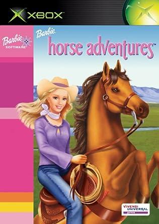 barbie horse adventure