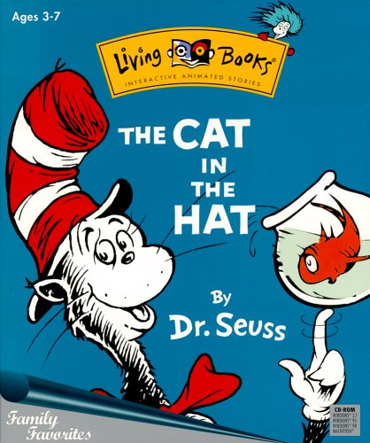 Dr  Seuss Cat in the Hat - PC/Mac (Jewel case)