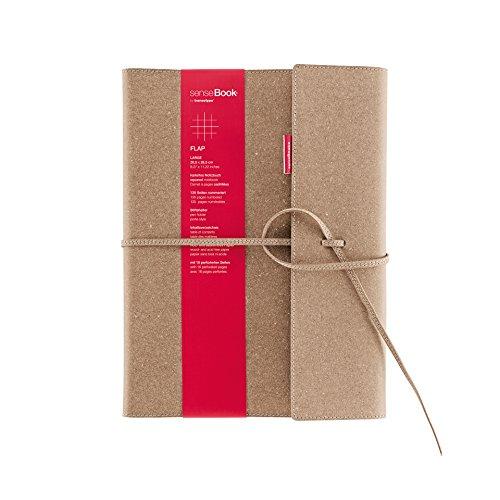 Sensebook Flap 8X11 Square