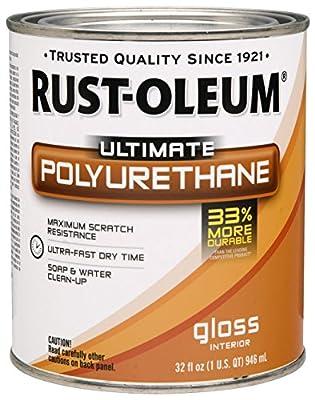 Rust-Oleum Ultimate Polyurethane, Quart