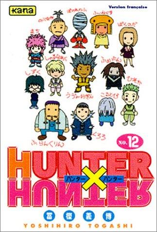 Hunter x hunter n° 12